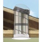 TGR 014 - VELUX Rigid Low Profile SUN TUNNEL - 14 inch